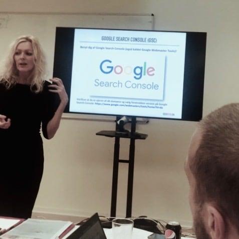 Google Search Concole – SEO-kursus